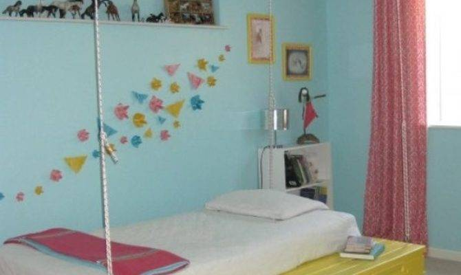Best Suspended Bed Ideas Pinterest Tropical Kids