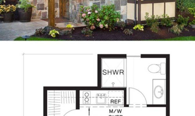 Best Tiny House Floor Plans Pinterest