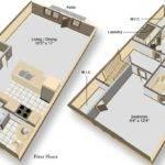 Best Townhouse Floor Plans Joy Studio Design