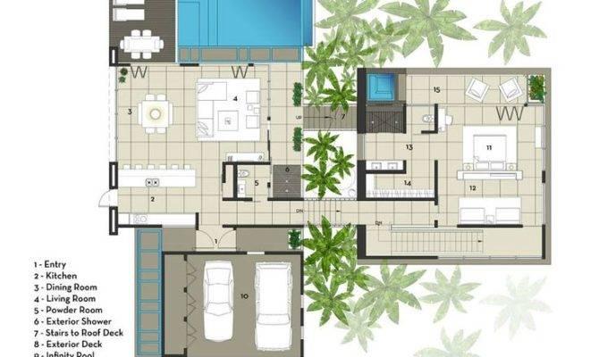 Best Villa Plan Ideas Pinterest Sims Deck