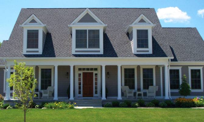 Best Window Styles Cape Cod Home