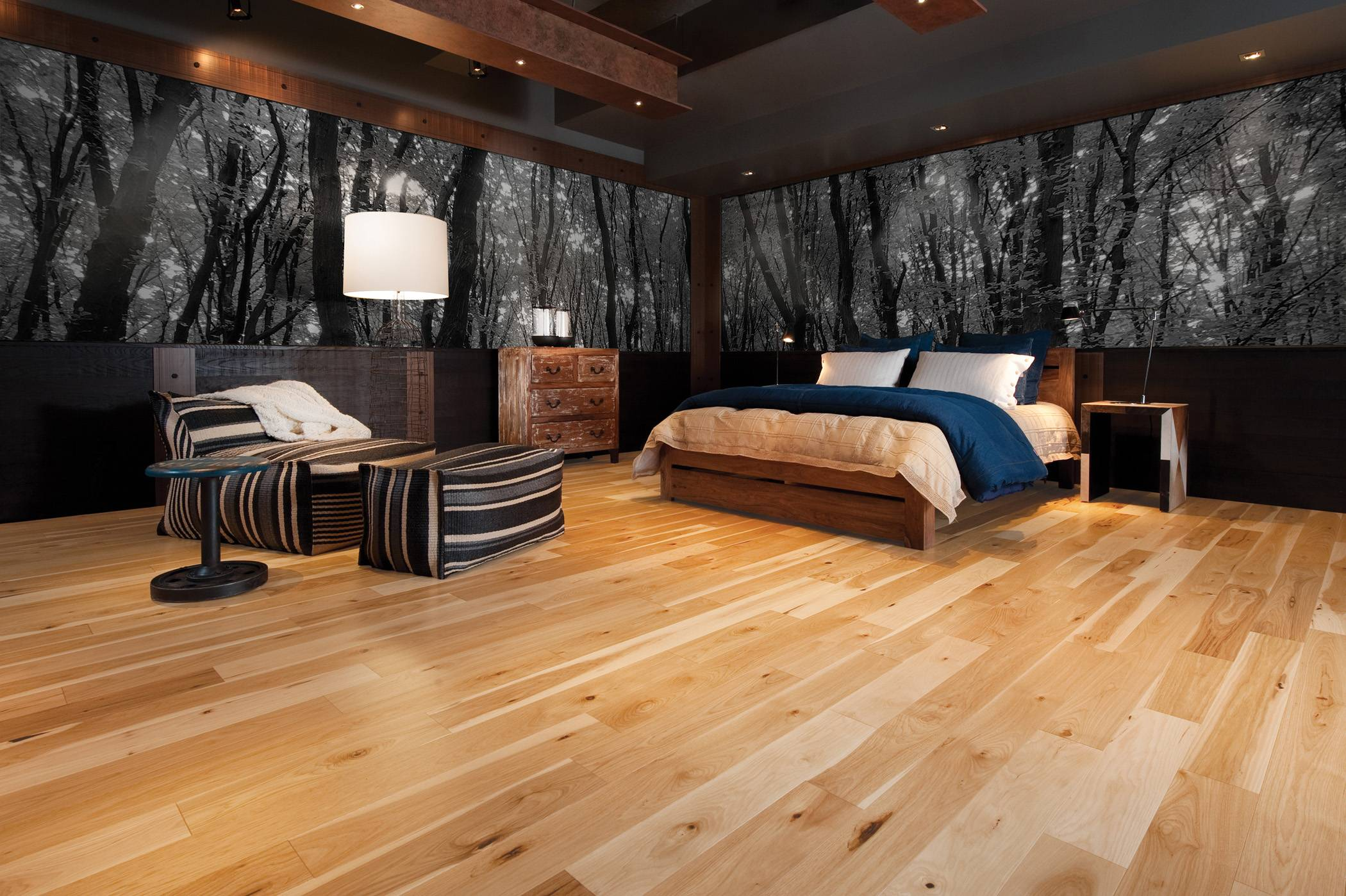 Dark Wooden Floor Bedroom Ideas Wood For Missgym Co