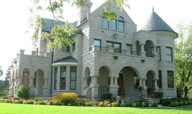 Beyond Front Door Richardson Romanesque Home