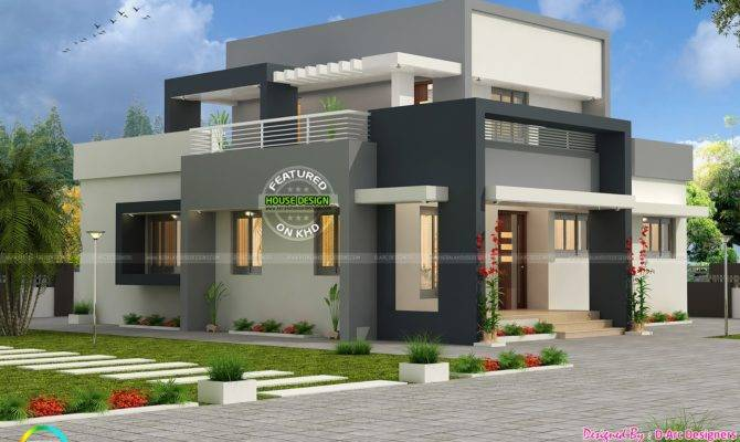 Bhk Home Plans Elevation