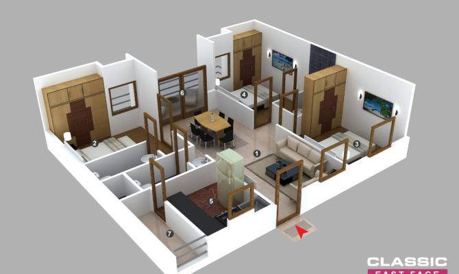 Bhk House Layout Plan Home Deco Plans