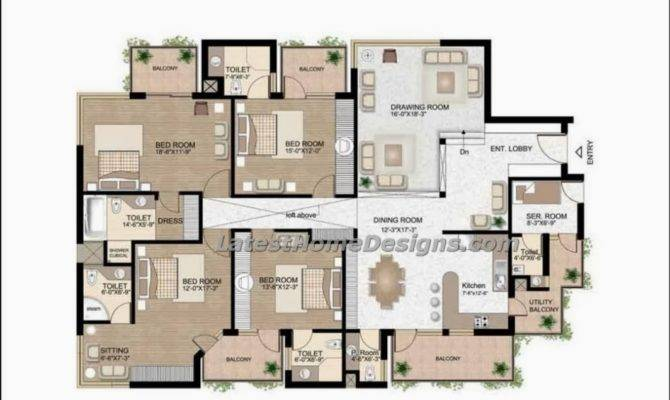 Bhk Independant Home Plan Area Sft Latest Designs
