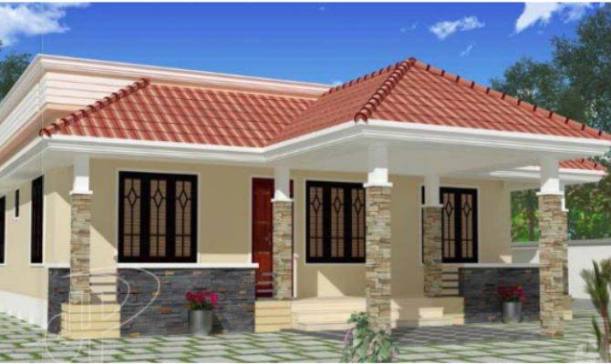 Bhk Low Budget Kerala Home Design
