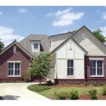 Bickford Tudor Style Ranch Home Plan House Plans More