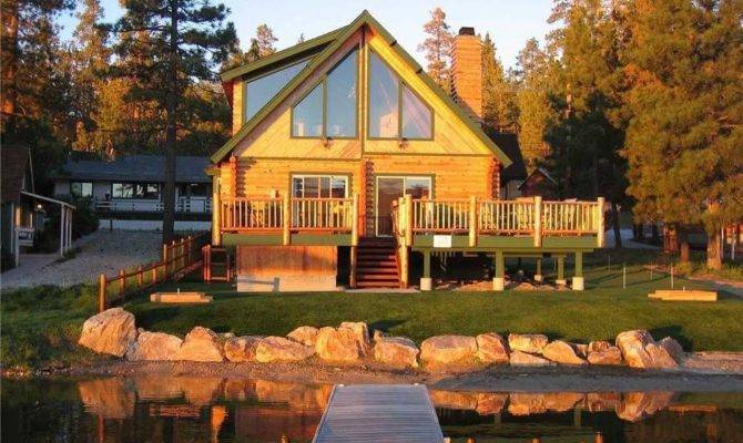 Big Bear Cool Cabins Lakefront Homes Room Prices