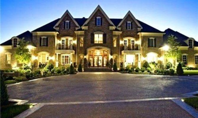 Big Beautiful Houses Homes Best Mansions