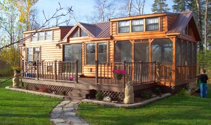 Big Dreams Tiny House Minim Park Models