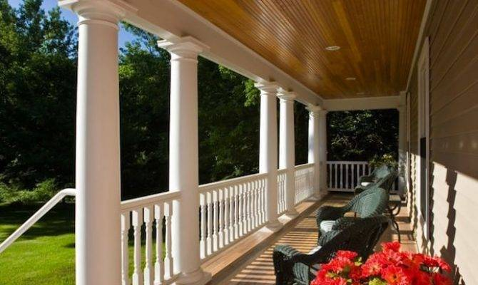 Big Front Porch Styles Melton Design Build