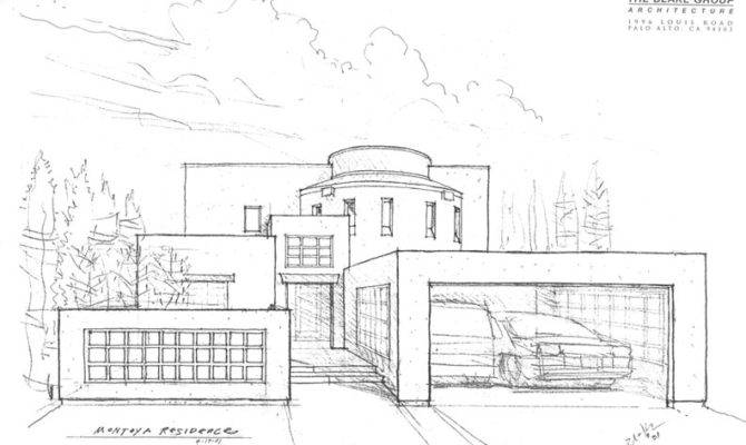 Big House Drawings Portfolio Projects