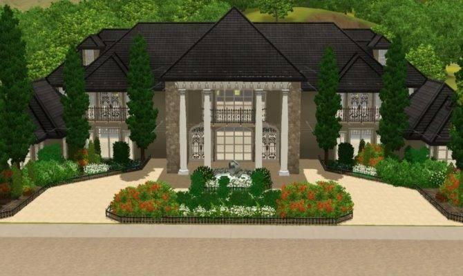 Big House Sims