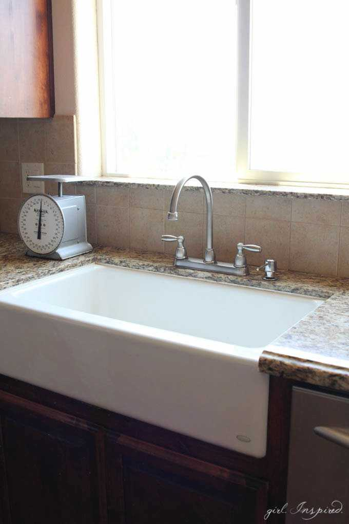 Big Kitchen Sinks Step Sink Makeover Giveaway
