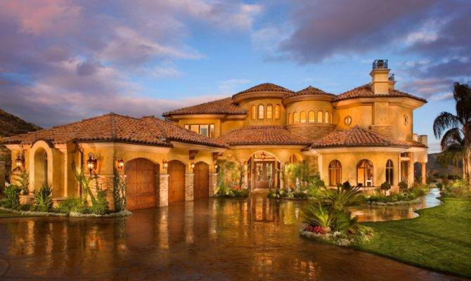 Big Luxury House