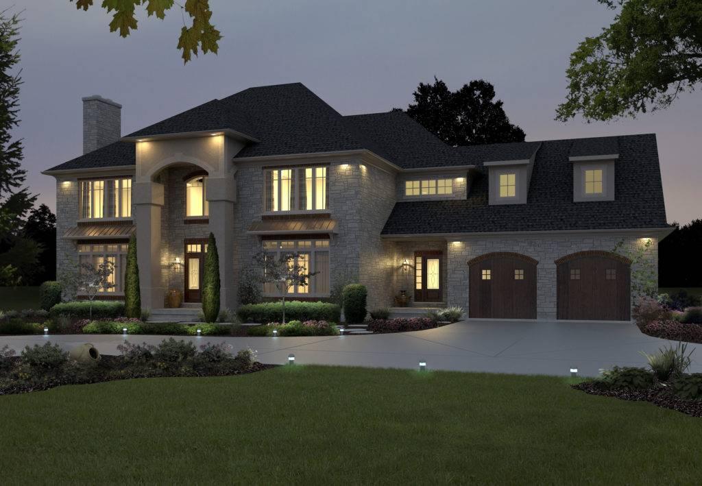 Big Modern House Plans Architecture Plan - House Plans ...