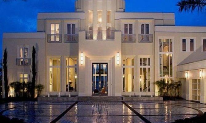 Big Modern Houses Best Stunning Pinterest