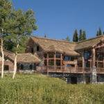 Big Sky Log Home Plan Floor Plans Homes