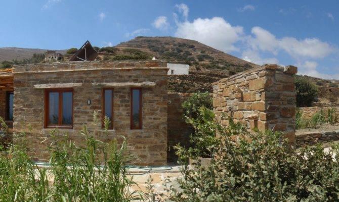 Big Stone House Tinos Eco Lodge