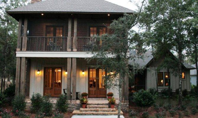 Big Story Cottage Style House Plans