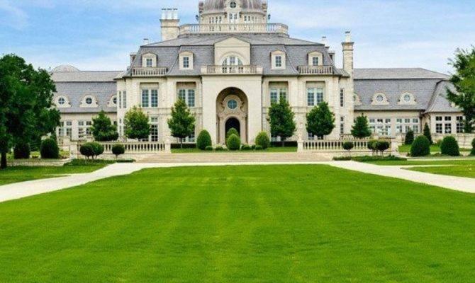 Biggest Mansions Texas