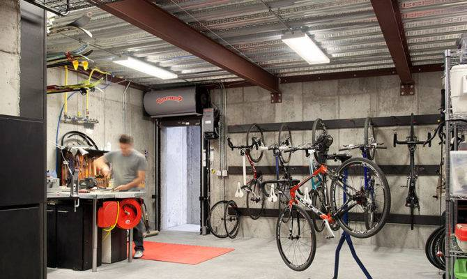 Bike Rack Apartment Ideas More Effective Storage