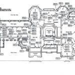 Biltmore House Floor Blueprint Estate Ground