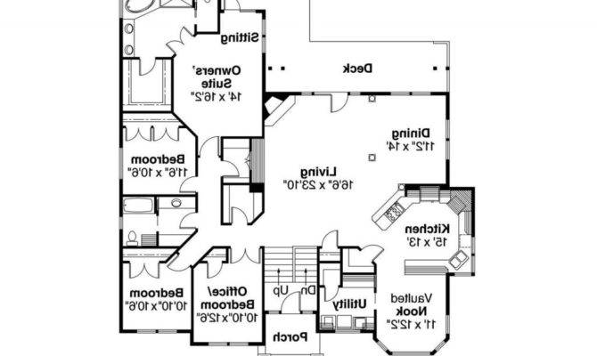 Birds Eye House Plan Best European Plans
