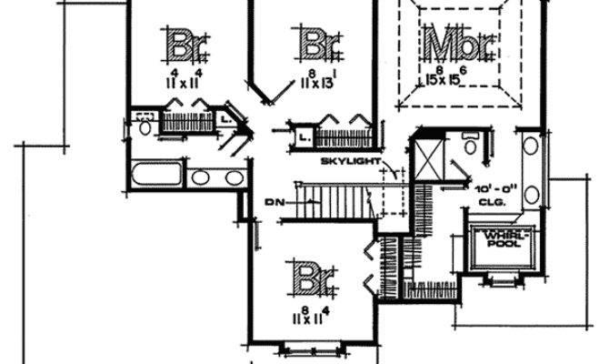 Bittner Neoclassical Home Plan House Plans