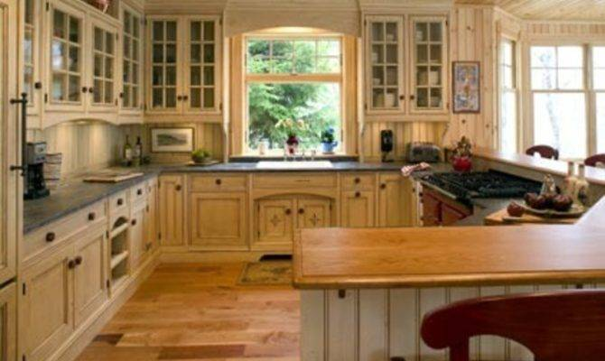 Black Cove Cabinetry Cottage Style Kitchens Photos