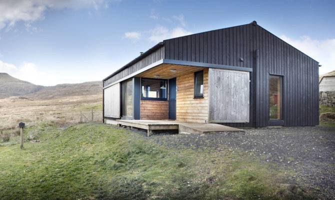 Black Shed Rural Design Architects Small House Bliss