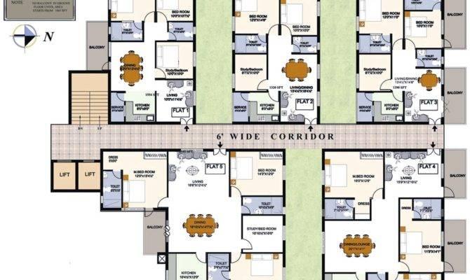Bloomfield Elation Hyderabad Telangana India Luxury