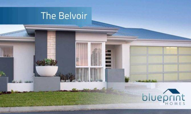 Blueprint Homes Belvoir Display Home Perth Youtube
