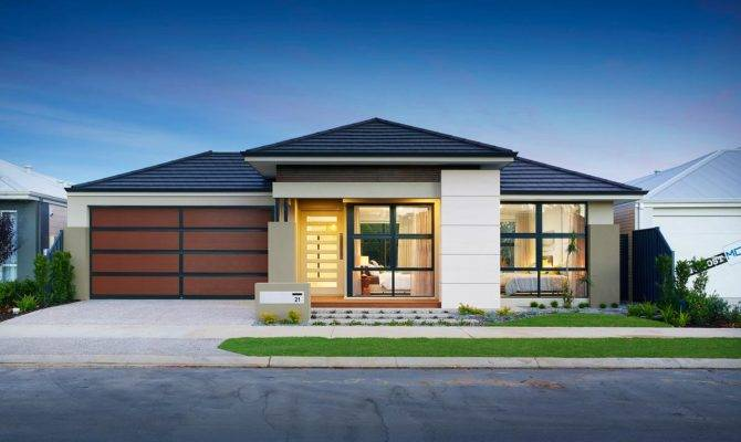 Blueprint Homes Display Home Designs