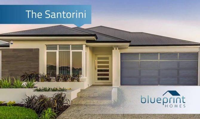 Blueprint Homes Santorini Display Home Perth Youtube