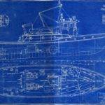 Blueprint Pinterest Tug Boats Space Station