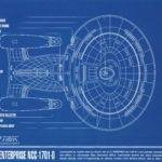 Blueprints Courtesy Star Trek Lcars Cygnus