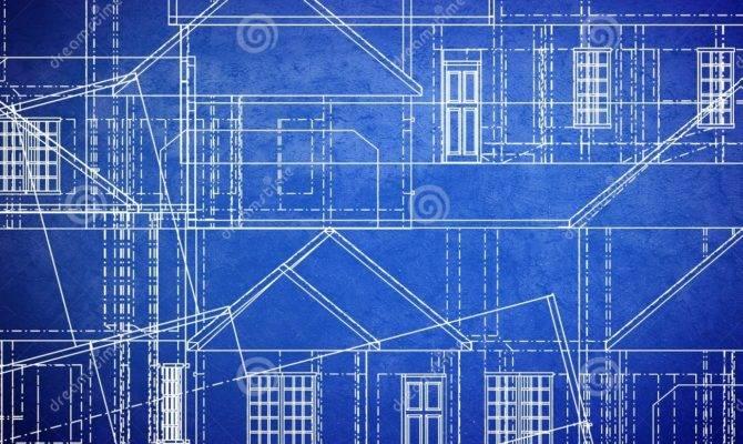 Blueprints Illustration Structure Figure