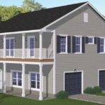 Blueprints New Line Home Design Garage Apartments