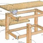 Blueprints Workbench Plans Garage