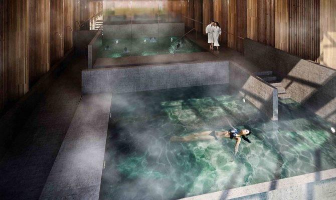 Bodega Piedrafita Architects Wins Rebirth Bath