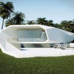 Bold Wave House Concept Gunes Peksen