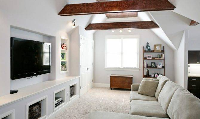 Bonus Room Ideas Traditional Ceiling
