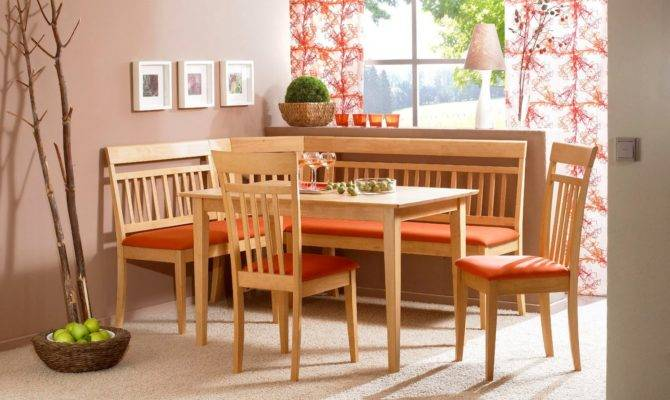 Booth Kitchen Pic Dining Set