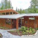Borsio Modern Timber Frame Artisan Custom Log Homes