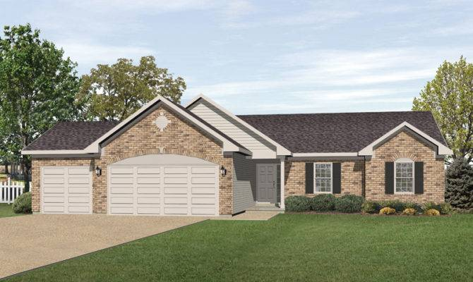 Botany Traditional Ranch Home Plan House Plans More
