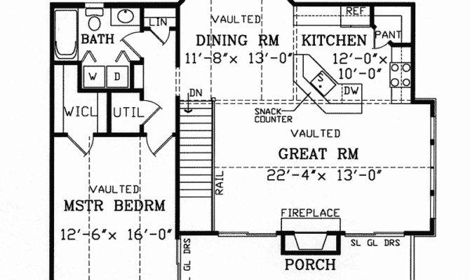 Brairwick Raised Vacation Home Plan House Plans More