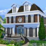 Bramden Corner House Fake Houses Real Awesome Sims Updates
