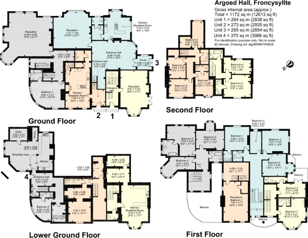 Bran Castle Floor Plan Bedroom Detached House Sale Argoed House Plans 6263